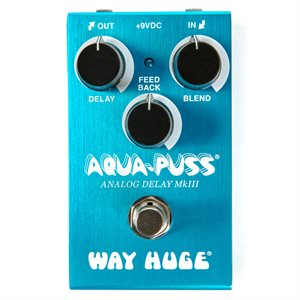 WAY HUGE WM71 SMALLS AQUA-PUSS ANALOG DELAY