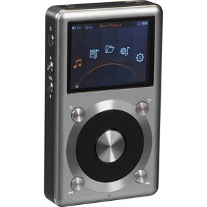 FIIO X3-II 2ND GENERATION HIGH RESOLUTION MUSIC PLAYER – TITANIUM