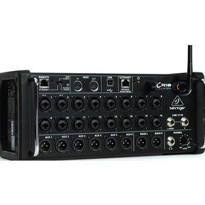 BEHRINGER XR18 X AIR 18 CHAN 12 BUS IPAD / ANDROID