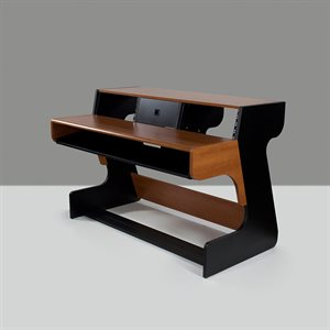 ZAOR MIZA 88 STUDIO DESK BLACK CHERRY