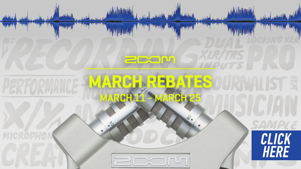 Zoom March Rebates