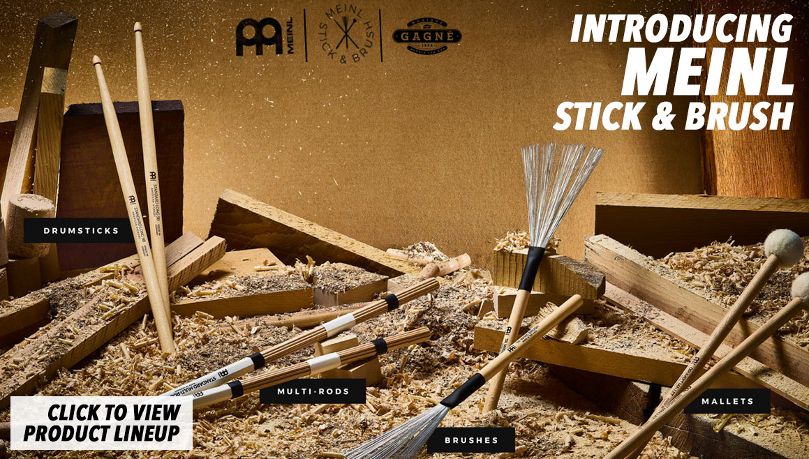 Meinl Sticks and Brushes